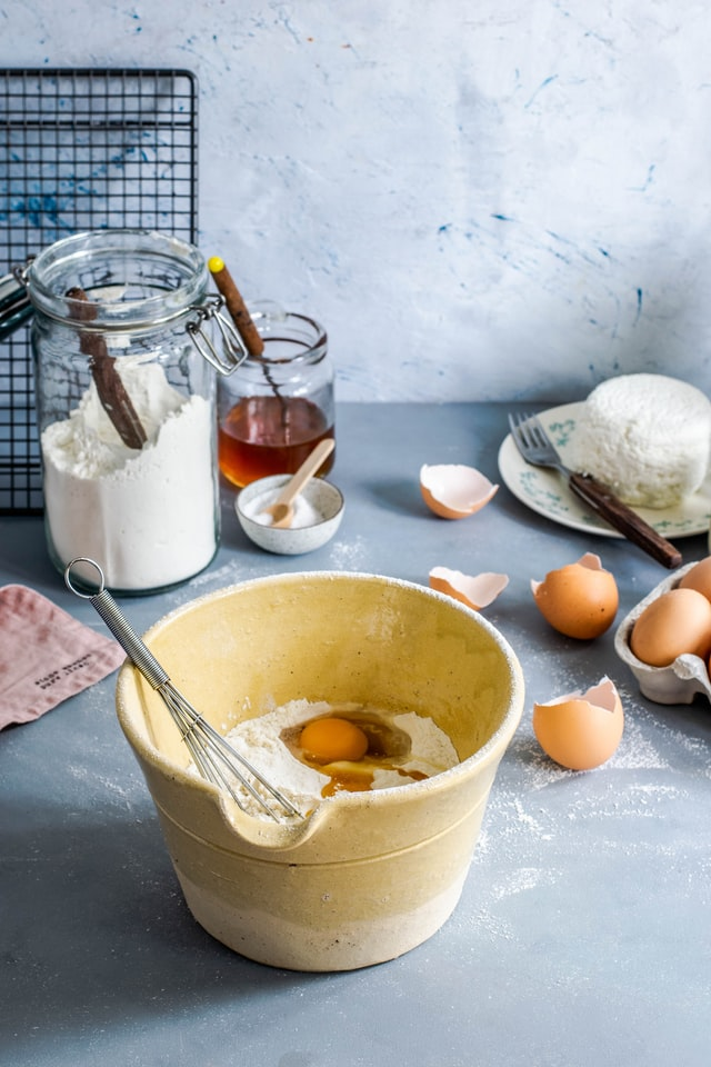 3 Things You Will Do in Baking School